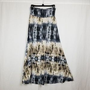 Joe B Skirts - JOE B. MAXI SKIRT SIZE LARGE